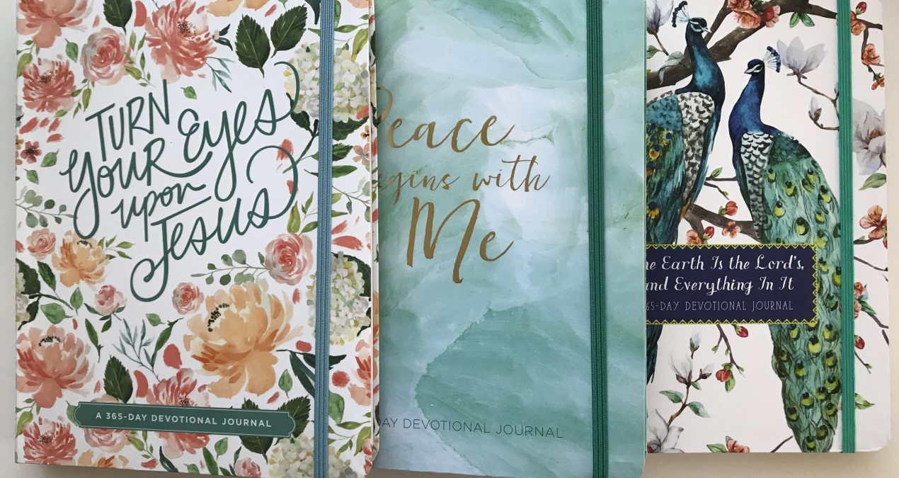 Book Review: Ellie Claire 365-Day Devotional Journals